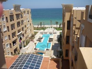 Location d 39 appartement de vacances en tunisie r sidence - Location appartement port el kantaoui sousse ...